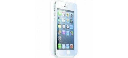 Защитная пленка iPhone 5 (передняя глянцевая+задняя глянцевая)