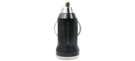Автомобильное зарядное устройство MaxPower Mini 1A Black