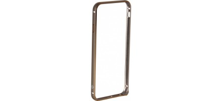 Bumper iPhone 6 Coteetci Aluminum with crystal elements Champagne Gold