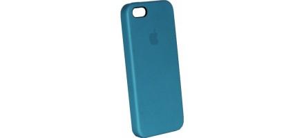 Накладка iPhone 5/5s case original AP-MF044ZM/A Blue