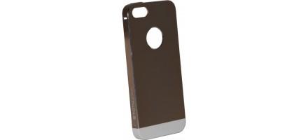 Накладка iPhone 5/5s TOTU design Knight II Gold White