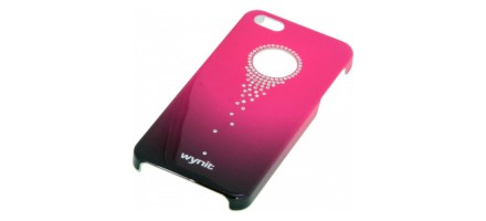 iPhone 5 Wynit with Crystal Elements Pink