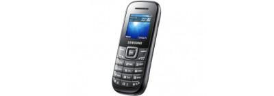 Мобильный телефон Samsung E1200 black