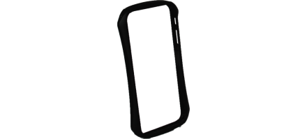 Чехол iPhone 5/5s Bumper Ducati DRACO Al6061 Black