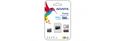 Карта памяти ADATA micro SDHC UHS-I 32GB class 10