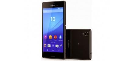 Мобильный телефон Sony Xperia M4 Aqua DS E2312 Black