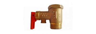 Клапан предохранительный MS 0012 Atl (1/2 с триггером)